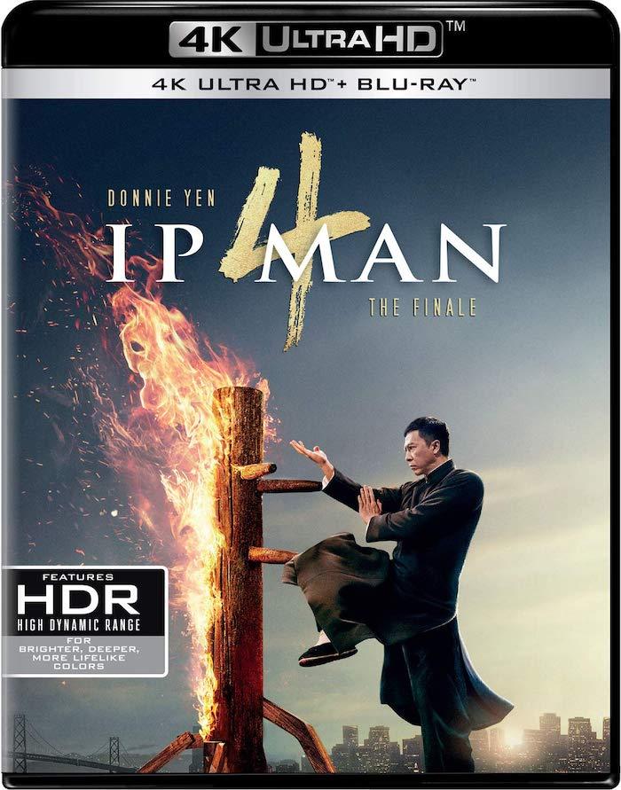 Ip Man Finale 4K