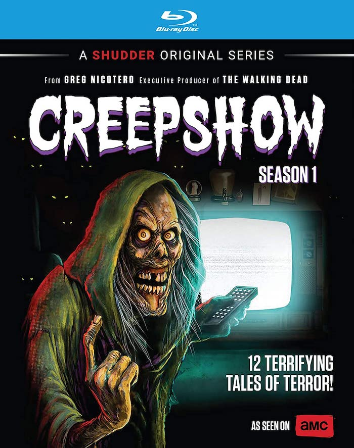 Creepshow Season 1 Blu-ray