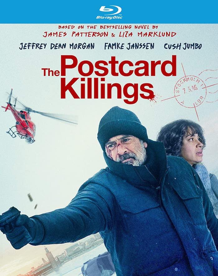 Postcard Killings Blu-ray