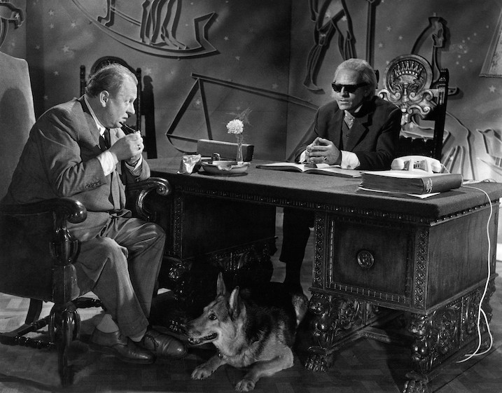 Eyes Dr Mabuse Blu-ray Review