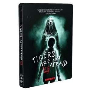 Tigers Are Not Afraid Blu-ray