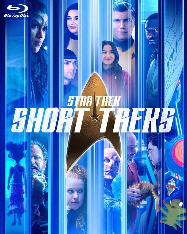 Star Trek: Short Treks (Blu-ray Review)