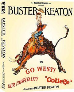 Buster Keaton Blu-ray