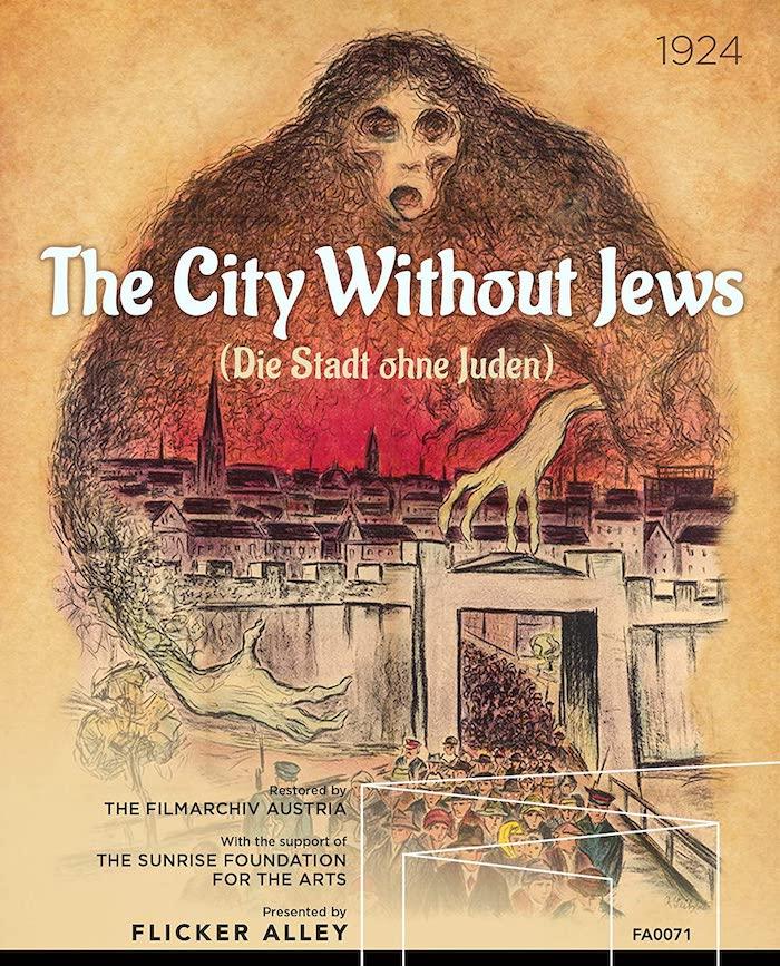 City Without Jews Blu-ray