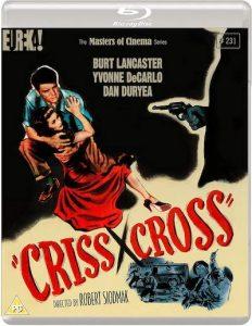 Criss Cross Blu-ray