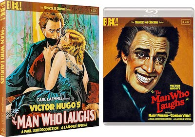 Man Who Laughs Blu-ray