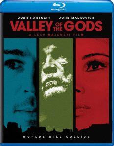 of the Valley Gods Blu-ray