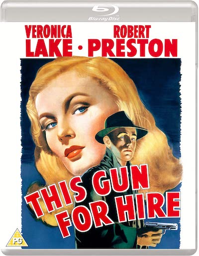 Gun Hire Blu-ray Eureka