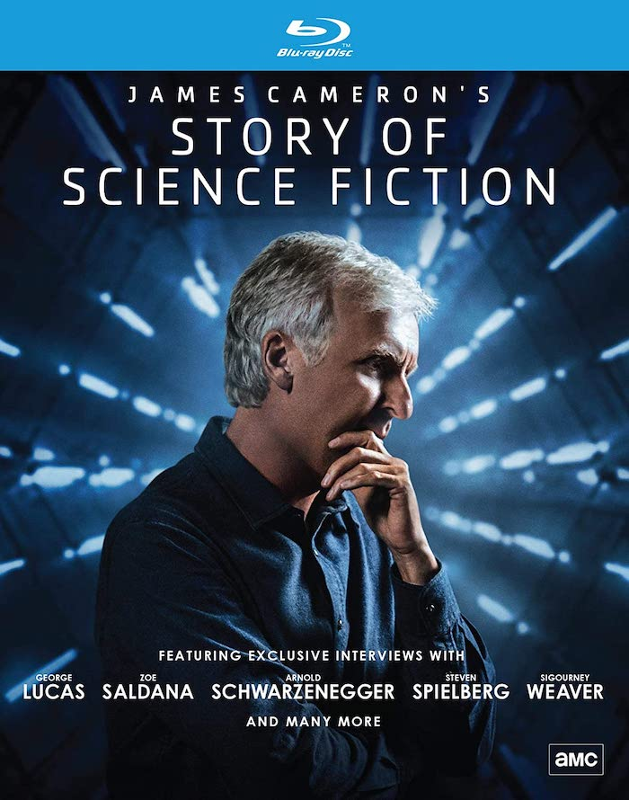 James Cameron Science Fiction Blu-ray