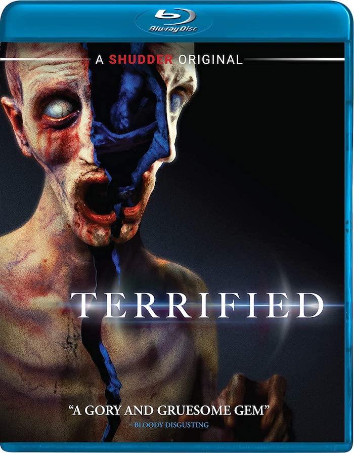 Terrified Blu-ray