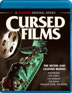 Cursed Films Blu-ray