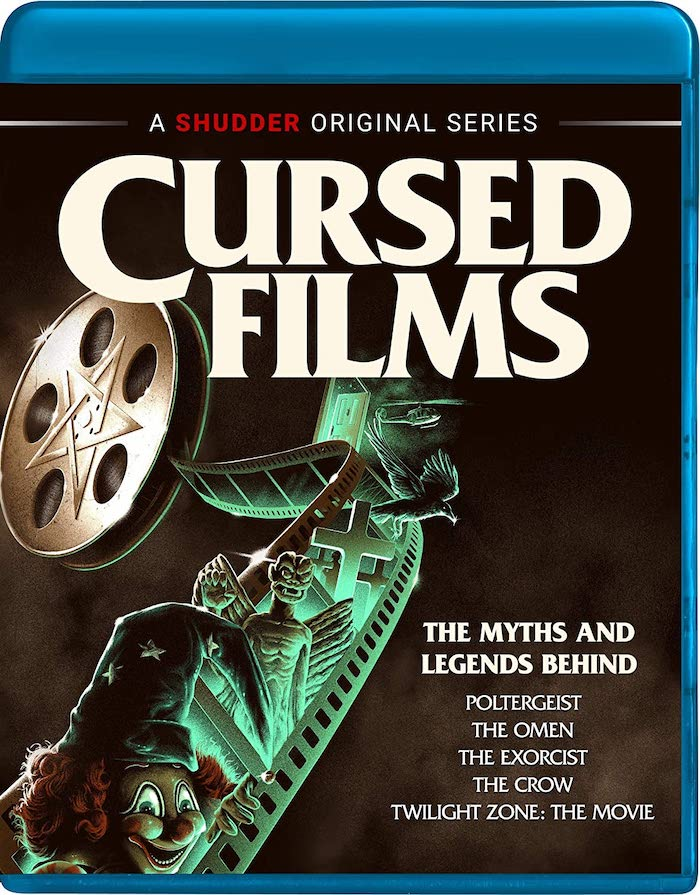 Cursed Films Blu-ray
