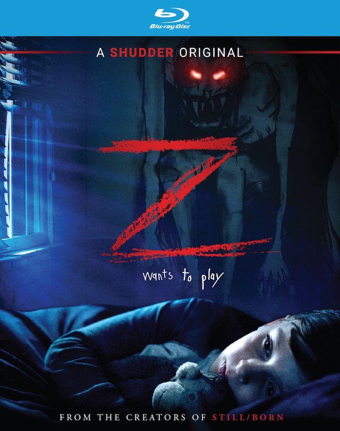 Z Blu-ray