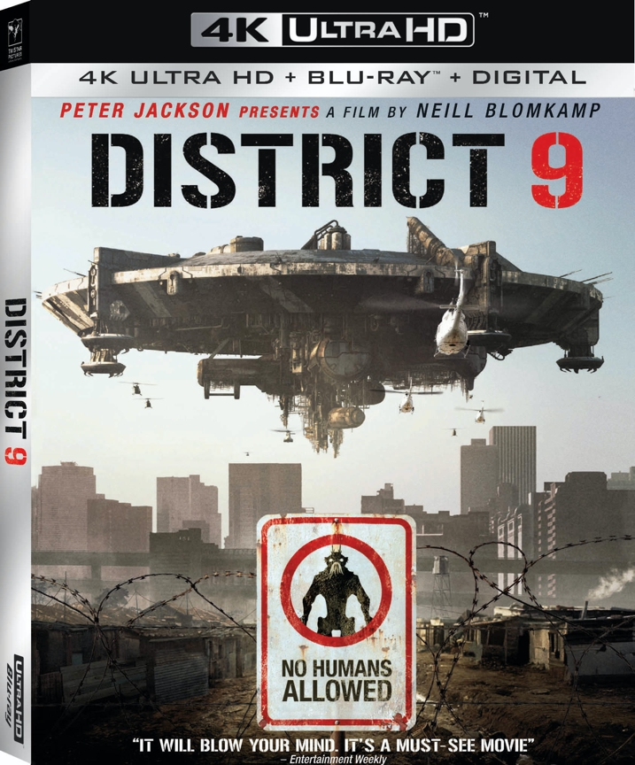 District 9 4K