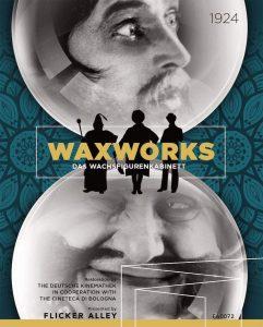 Waxworks Blu-ray Flicker Alley