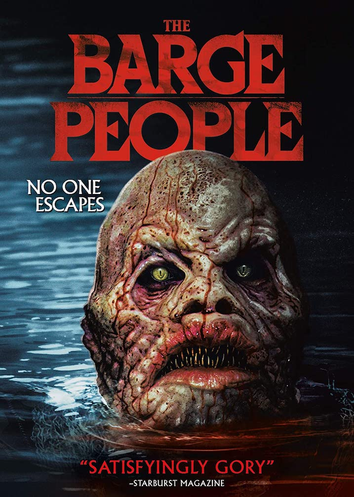 Barge People DVD
