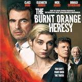 Burnt Orange Heresy Blu-ray