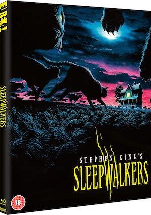 Sleepwalkers Eureka Blu-ray