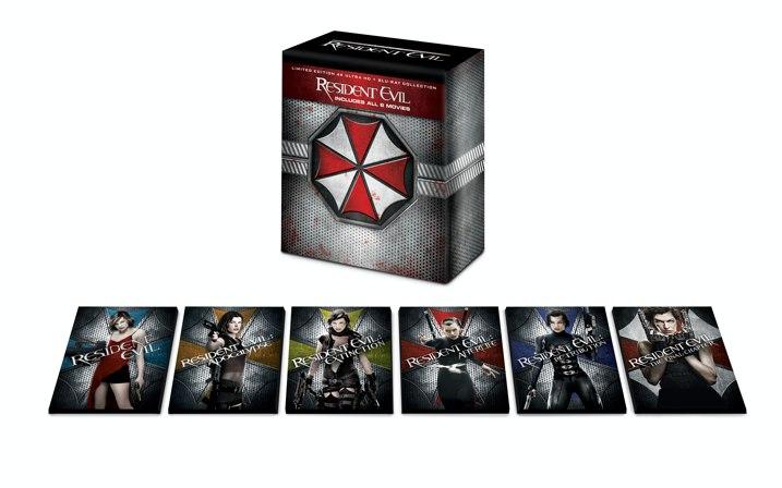 Resident Evil 4K