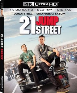 21 Jump Street 4K