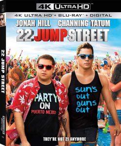 22 Jump Street 4K Review
