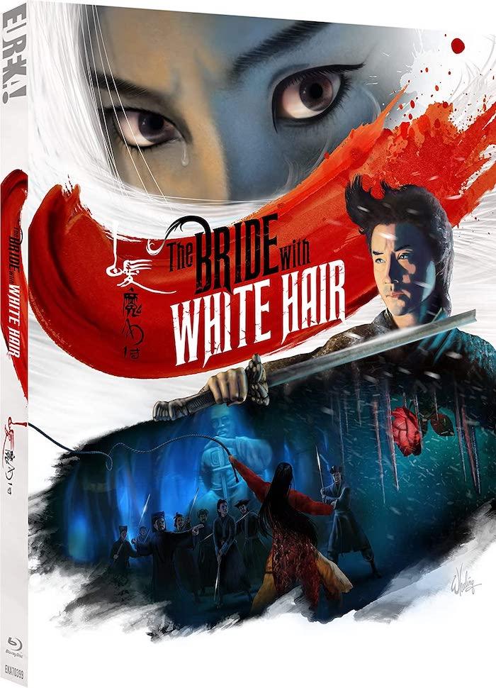Bride White Hair