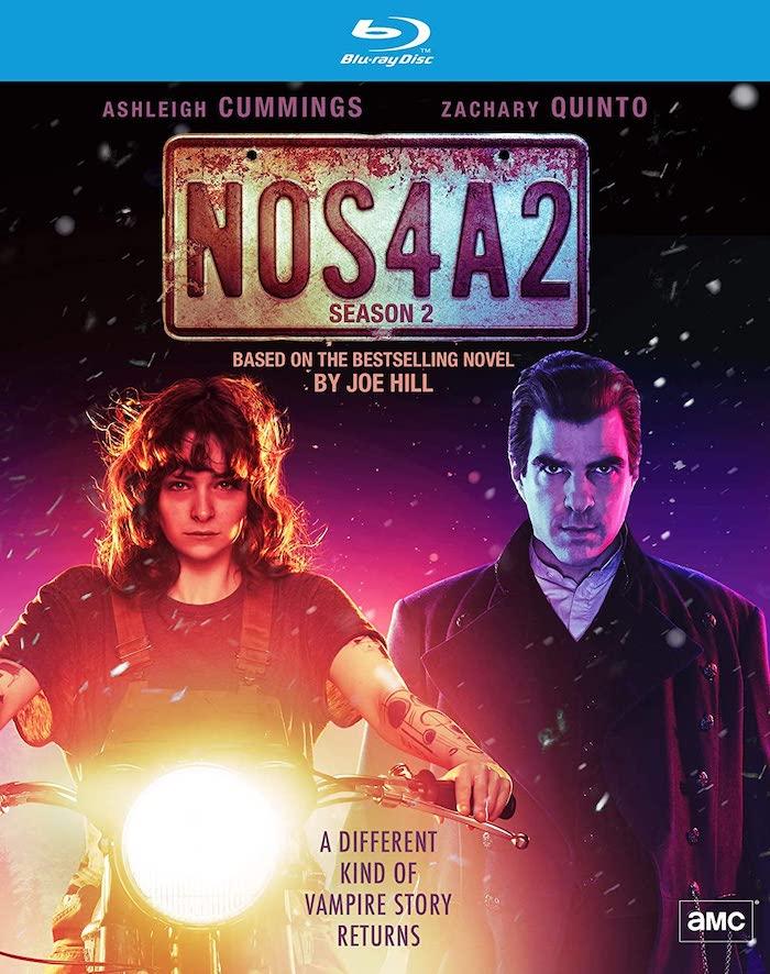 NOS4A2 Blu-ray