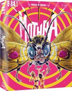 Mothra Blu-ray