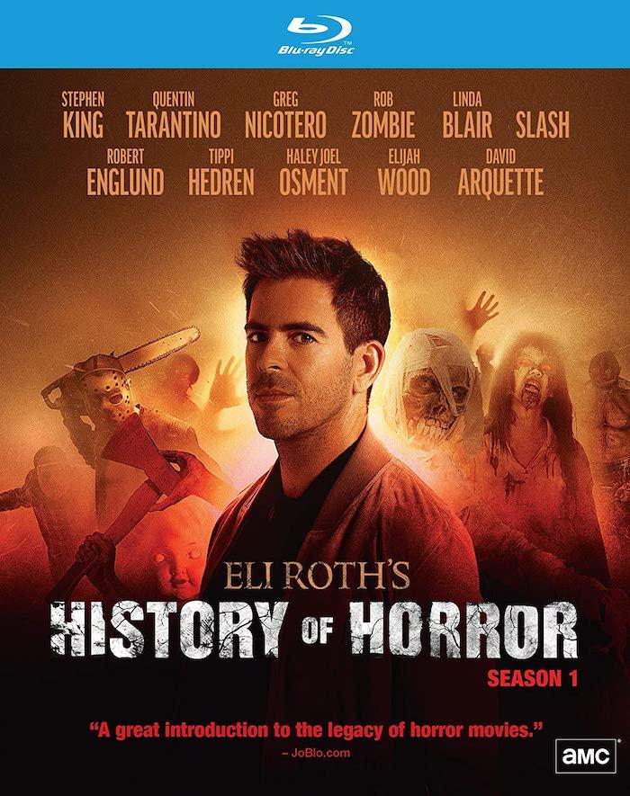 History Horror Blu-ray