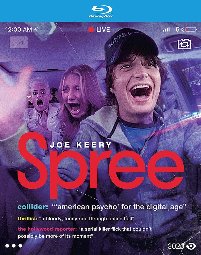 Spree Blu-ray