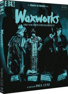 Waxworks Eureka Blu-ray