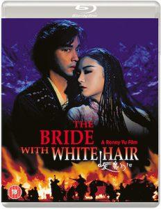 Bride White Hair Blu-ray