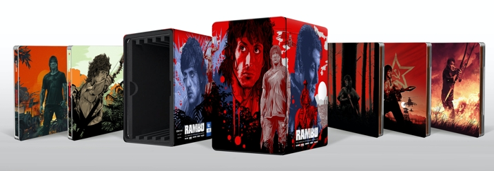 Rambo 4K Collection