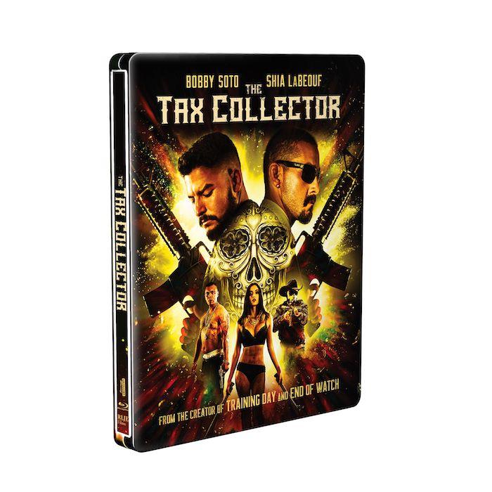 Tax Collector 4K UHD Blu-ray