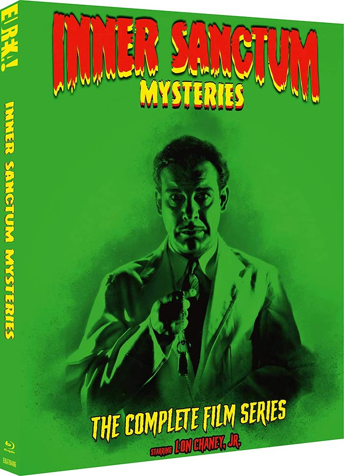Inner Sanctum Mysteries Blu-ray