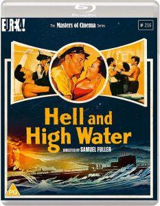 Hell High Water Blu-ray