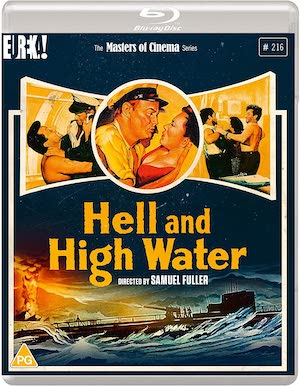 Hell High Water Blu-ray