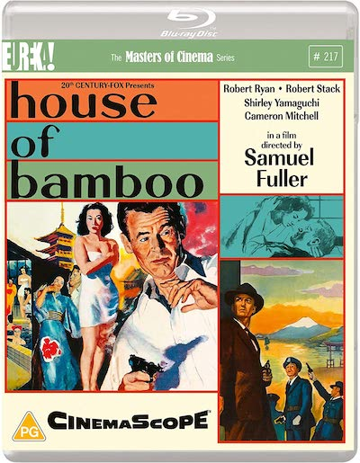 House Bamboo Blu-ray
