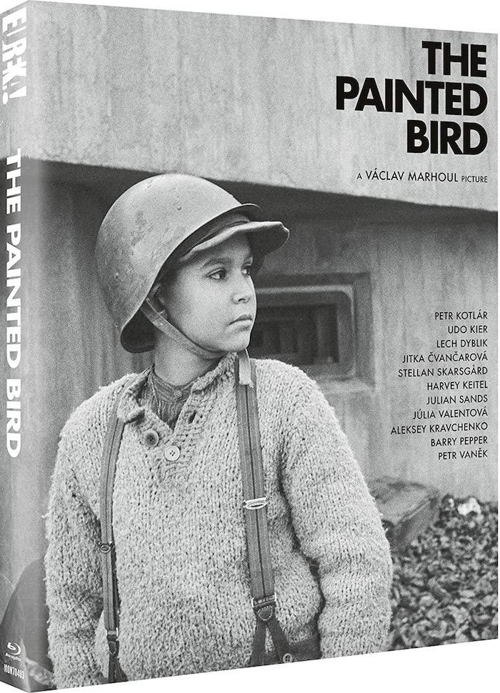 Painted Bird Blu-ray