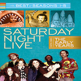 Saturday Night Live DVD