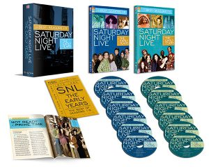 SNL Early Years DVD