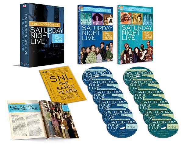 Saturday Night Live DVD