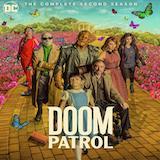 Doom Patrol Blu-ray