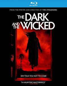 Dark Wicked Blu-ray
