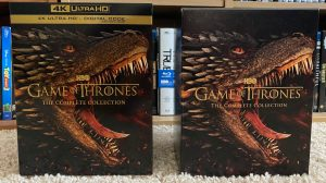 Game of Thrones Complete Collection 4K Review