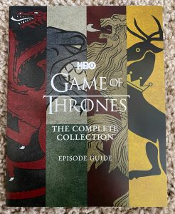 Game of Thrones Complete Collection 4K Review Episode Guide