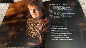 Game of Thrones Complete Collection 4K Review Episode Guide Season 3 Extras