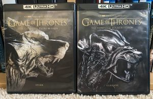 Game of Thrones Complete Collection 4K Review Seasons 3-4