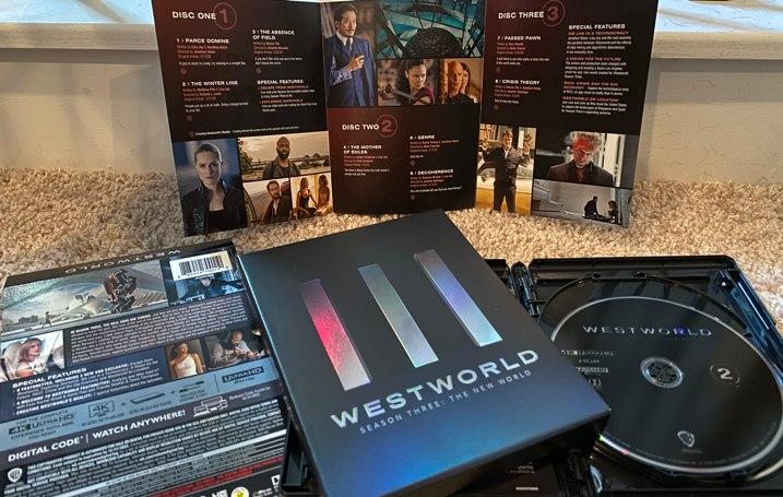 Westworld Season 3 4K Set