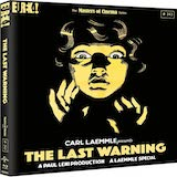 Last Warning Blu-ray Eureka